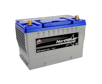 NSB-AGM27F, NorthStar Batteries